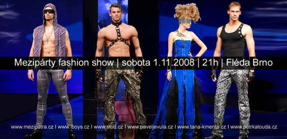 Mezipárty Fashion Show