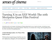 turning x in an xxy world- the 10th mezipatra queer film festival - senses of cinema web